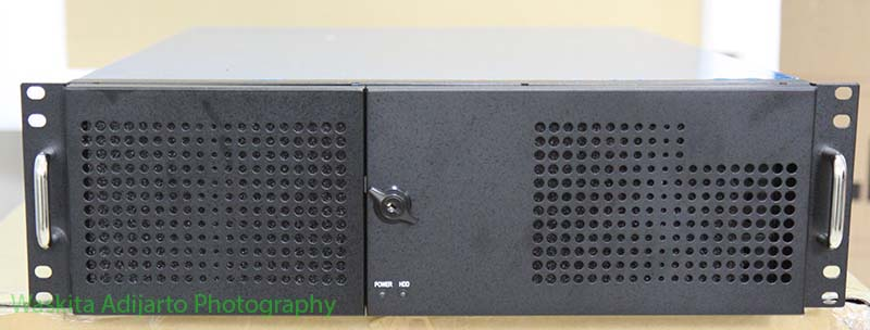 Review Casing Server 3U Agile ARMC3F2