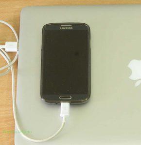 Mac Book Pro sebagai powerbank