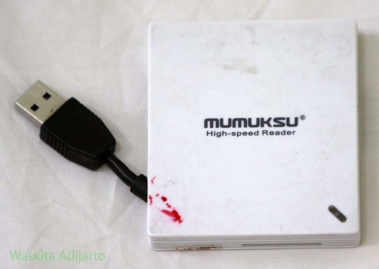 Mumuksu Card Reader MCR 381