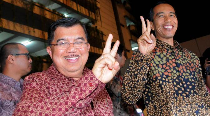 Daftar Janji Joko Widodo Ketika Pemilu Presiden 2014