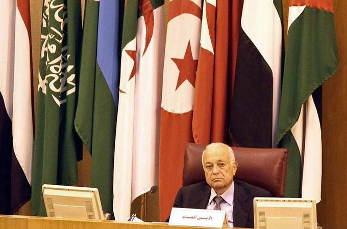 Sekretas Jendral Liga Arab Nabil el-Araby