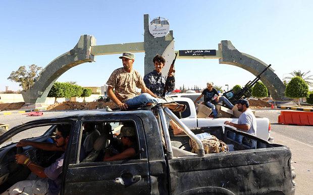 Kaitan Krisis di Libya dan ISIS