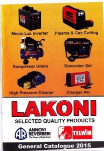 Lakoni 2015 katalog cover