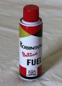 Robinson Butane Fuel