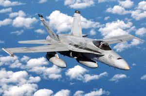 McDonnel Douglas F/A-18 Hornet