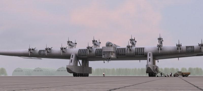 Pesawat Pembom Kalinin K-7
