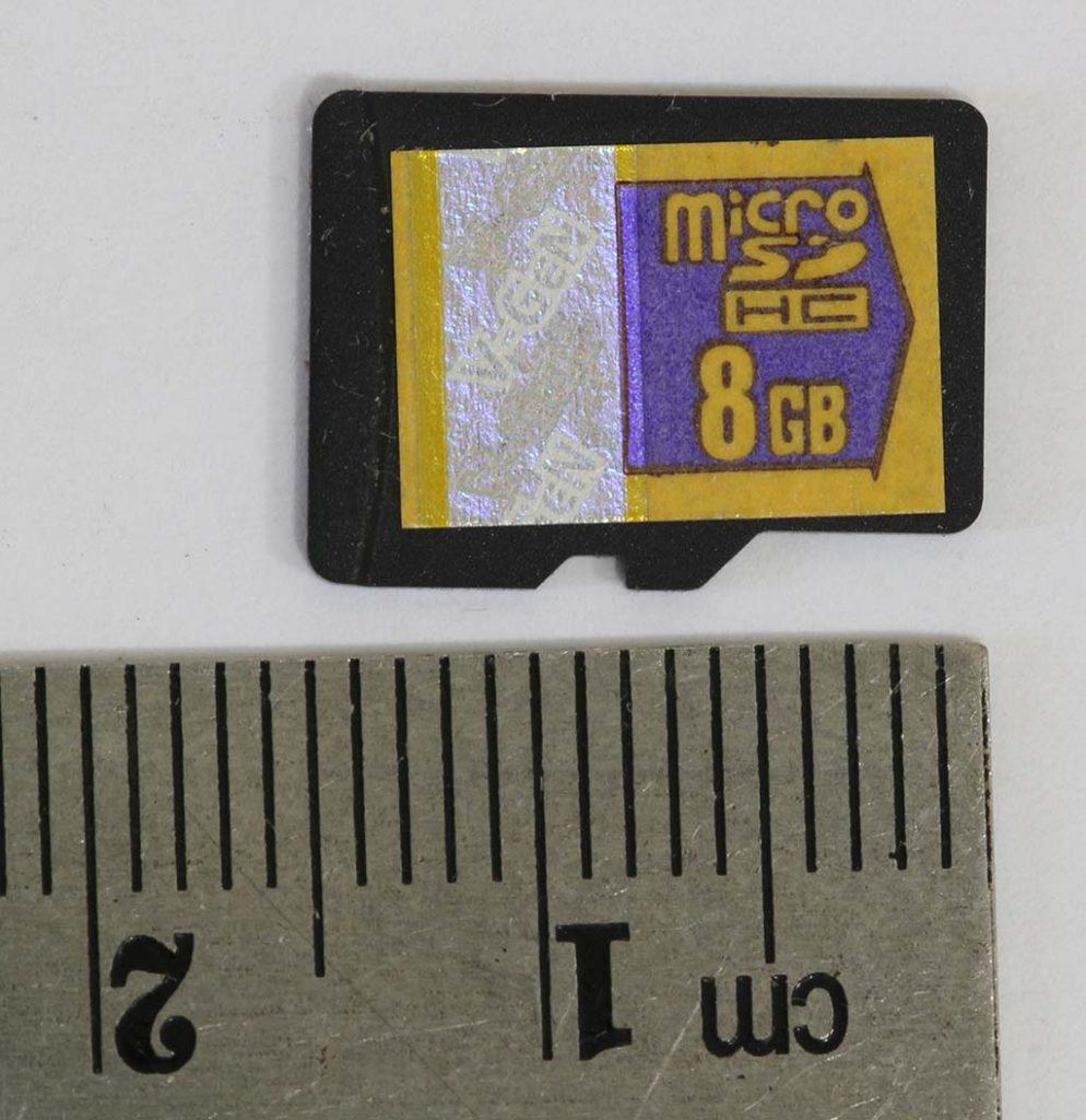 Card MicroSD V-Gen 8 GB