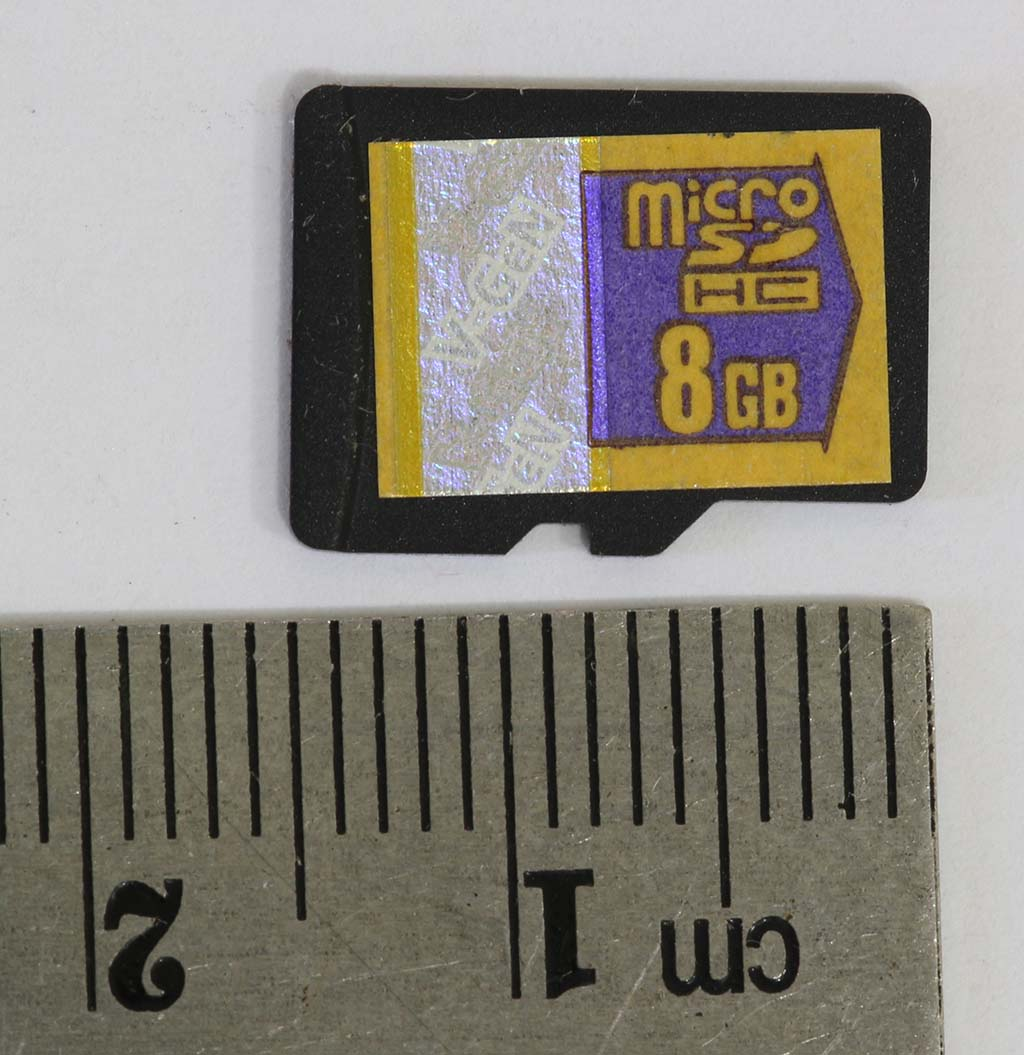 Memory Card V-Gen MicroSD 8 GB