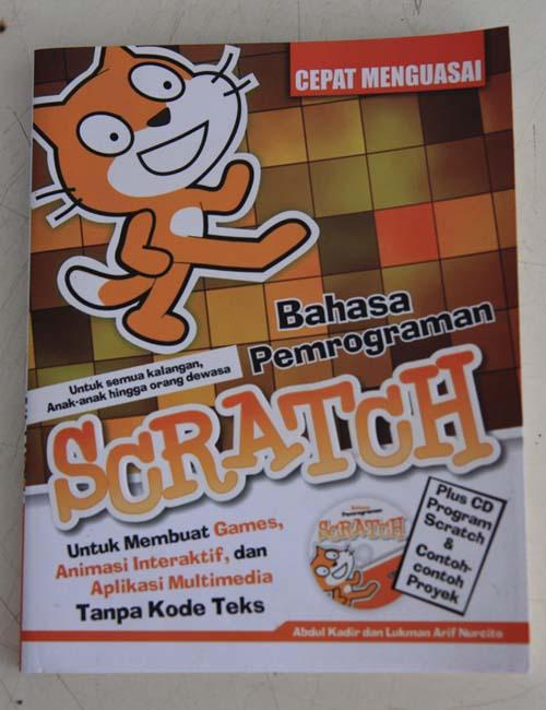 Buku Belajar Bahasa Pemrograman Scratch