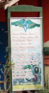 Banner di kios batu