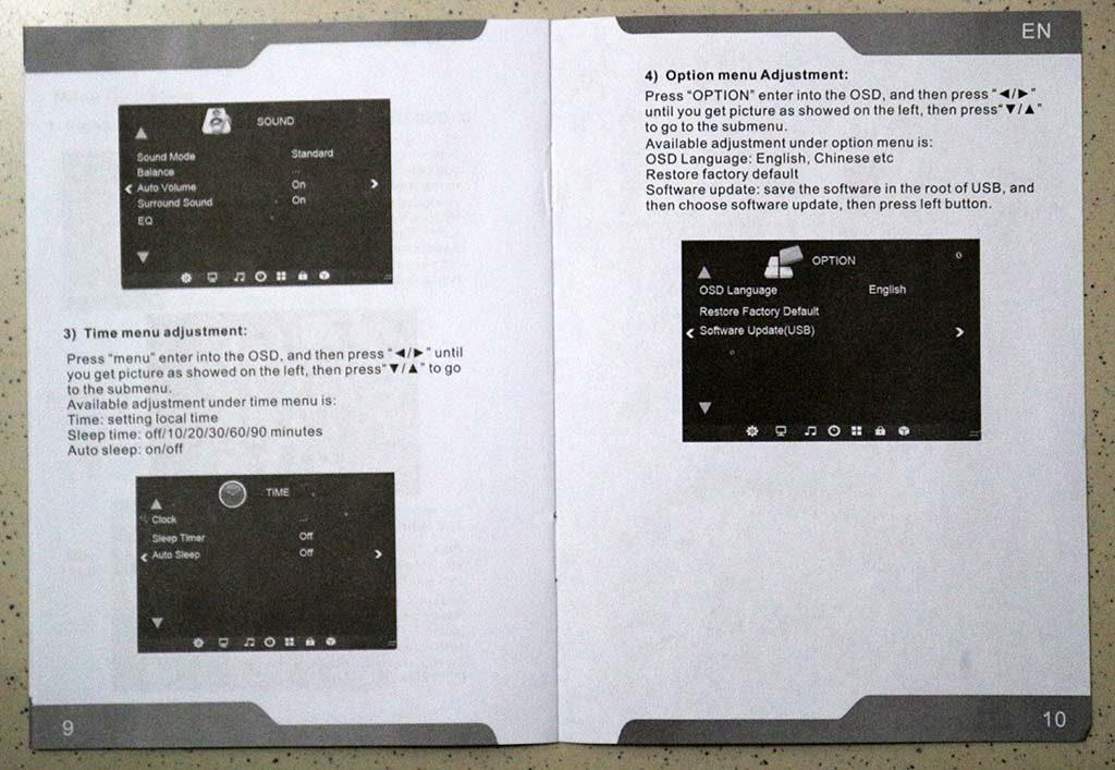 Manual halaman 9 dan 10