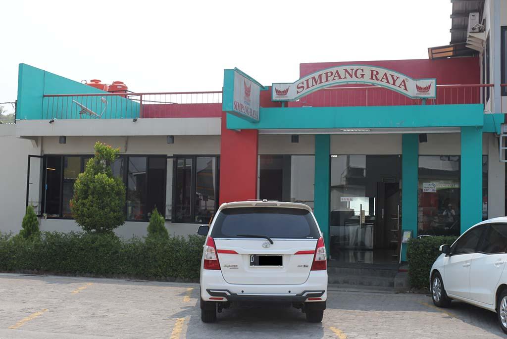 Restoran Simpang Raya km 125 Cipularang
