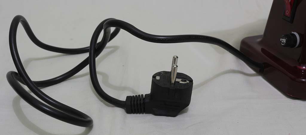 Fomac Cofee Mill COG HS-600 giling kopi  Kabel listrik 220 V