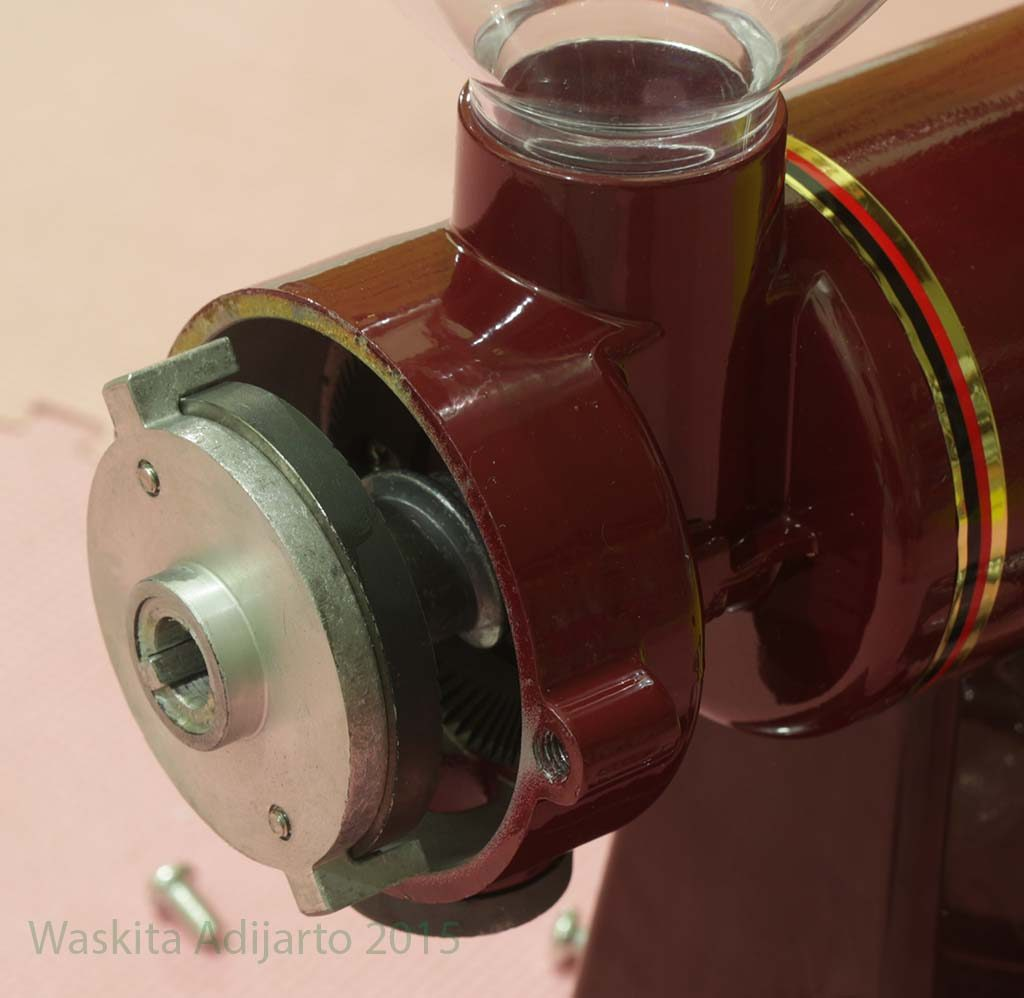 Mesin penggiling kopi Fomac COG-HS600