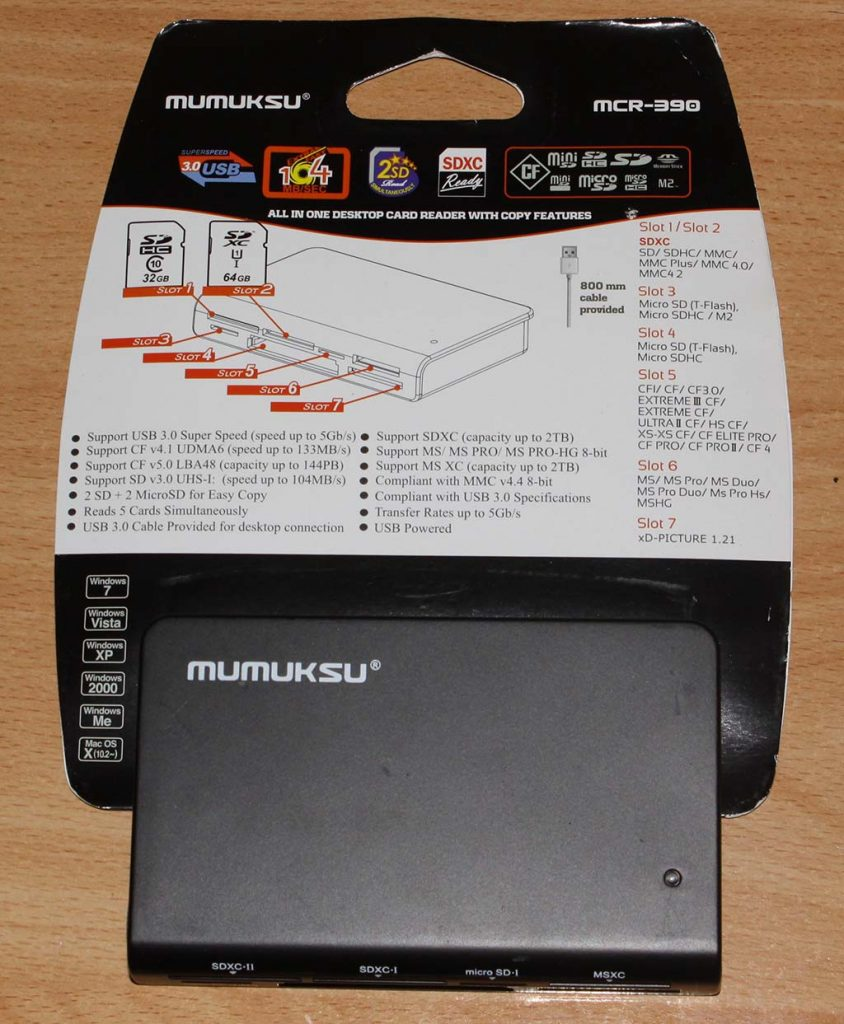 Mumuksu MCR-390