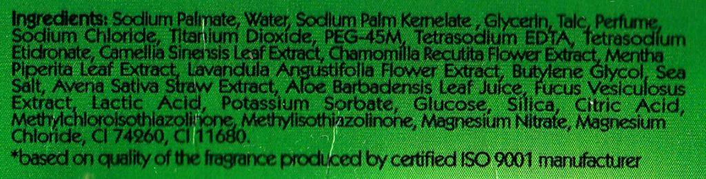 Bahan-bahan sabun Lux Fresh Splash