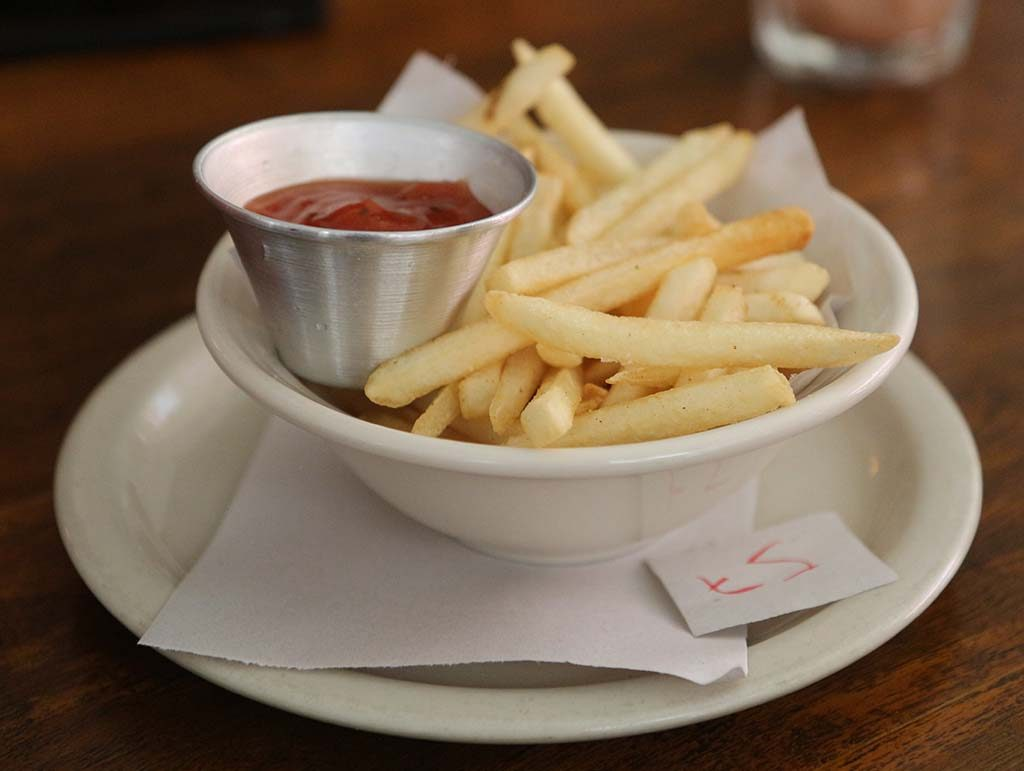 French Fries, bonus dari membeli beberapa porsi