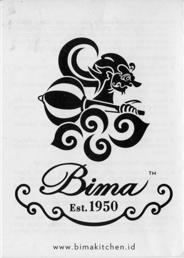 Bima 1950 www.bimakitchen.id