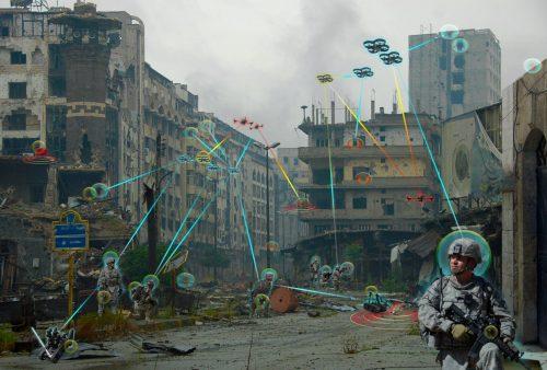 Internet of Battlefield Things